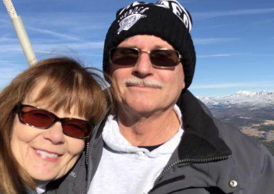 David and Becky Bish