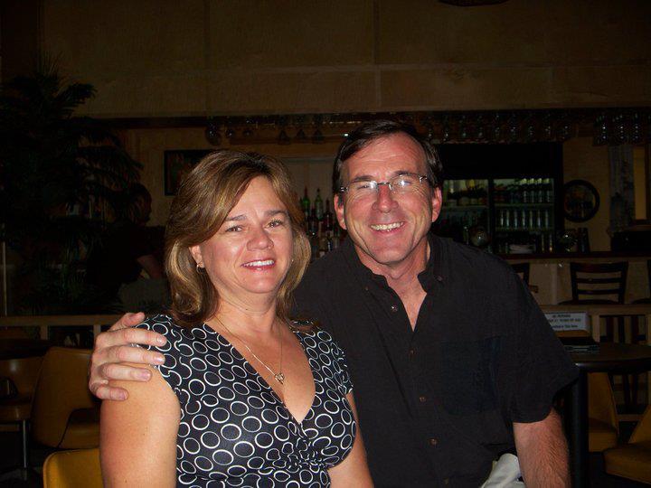 Rick and Sandy Drapeau