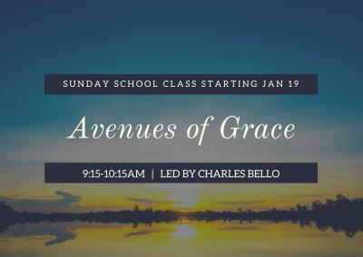 Avenues of Grace