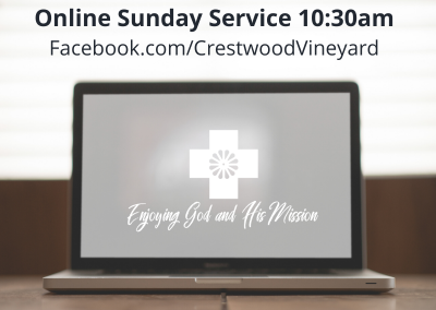 Online Sunday Services