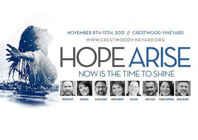 Hope Arise Conference | Nov 8-13, 2021