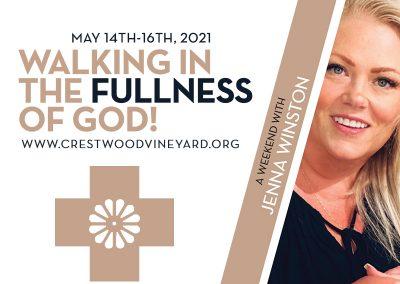 Jenna Winston   May 14-16, 2021