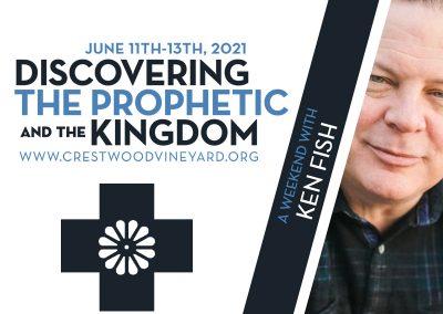 Ken Fish   June 11-13, 2021